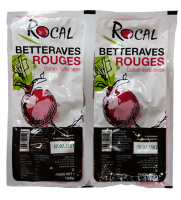 Betteraves entières lot de 2